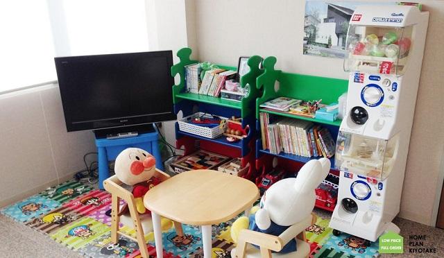 福岡県で新築一戸建てをお考えなら~打ち合わせルーム・キッズルームを完備~